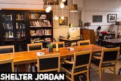 Jugendherberge Amsterdam Zentrum Cafe
