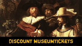 Museum Discount Tickets Amsterdam