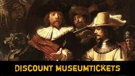 Museum Korting Tickets Amsterdam