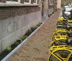 Dormire Amsterdam Giardino