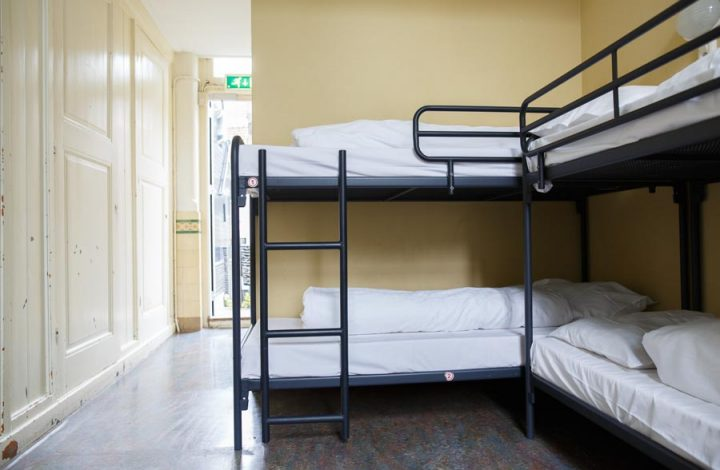 20 bed male dorm