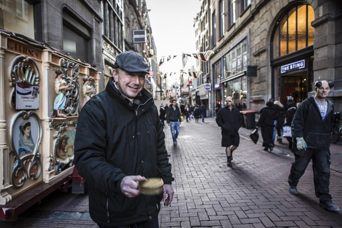Free things to do in Amsterdam - Dutch Street Organ