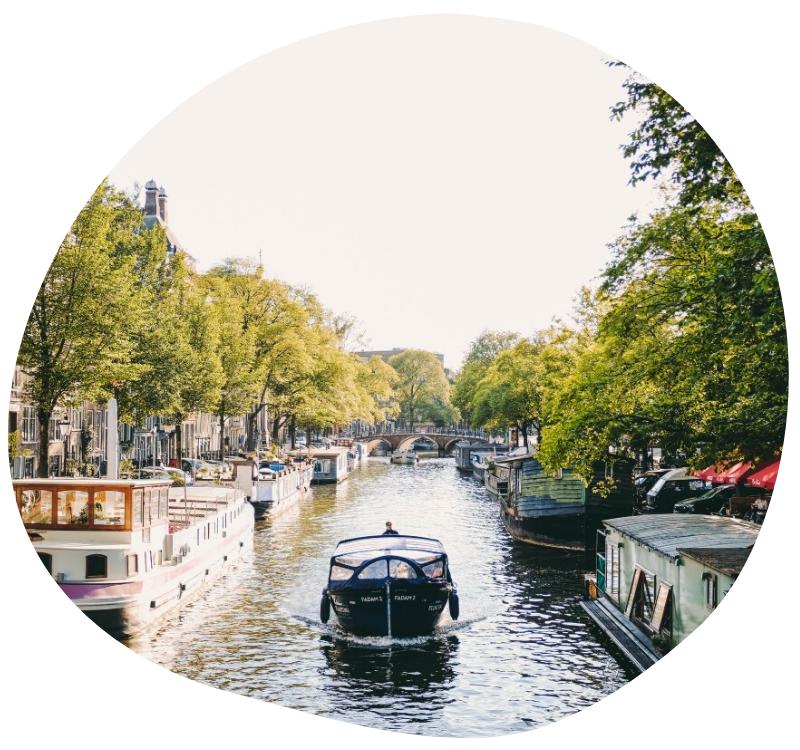 Amsterdam hostels