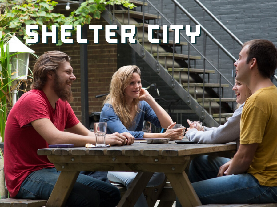 Shelter City Hostel Amsterdam - Directions
