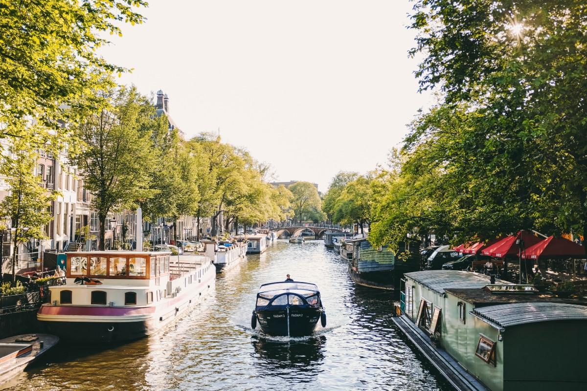Shelter Jordan Amsterdam Hostel - Jordan - Canals