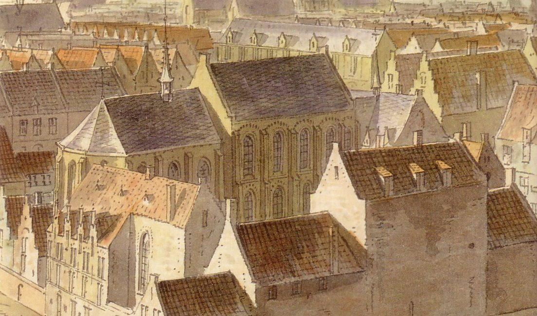 Monastries in Amsterdam: if walls could speak
