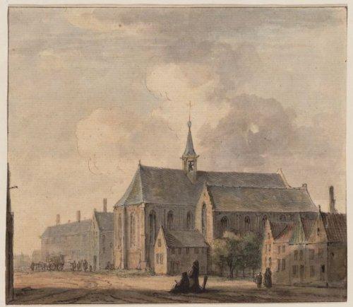 Monastries - History - Amsterdam - Minderbroedersklooster (1)